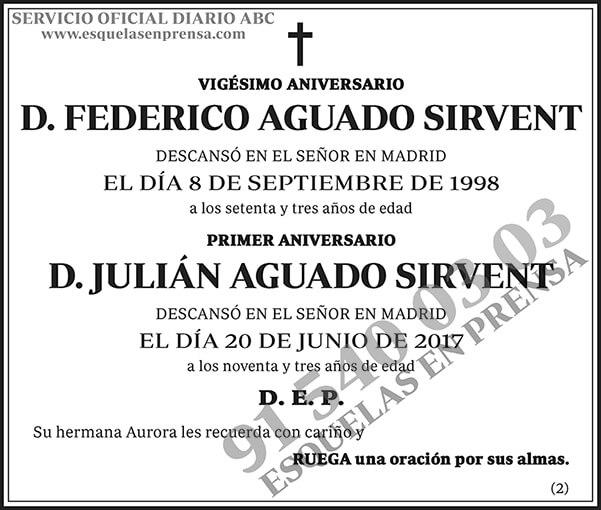 Federico Aguado Sirvent